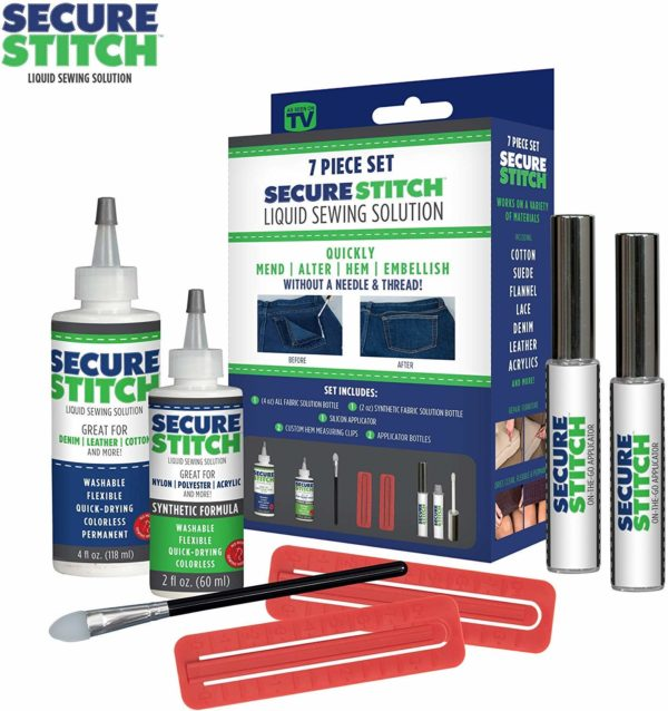 SECURE STITCH LIQUID SEWING SOL