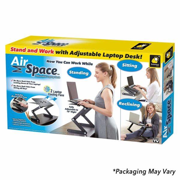 AIR SPACE LAPTOP DESK