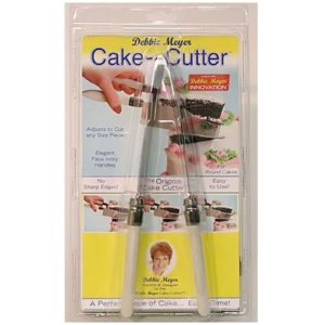 Debbie Mayer cake cutter