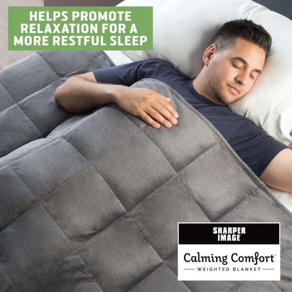 CALMING COMFORT WEIGHTED BLANKET