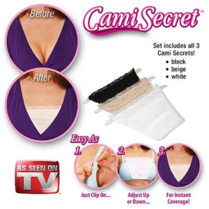 CAMI SECRET NEUTRALS