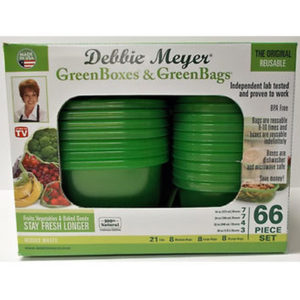 DEBBIE MAYER BREEN BOX 66PC