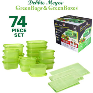 DEBBIE MEYER GREEN BOX 74 PIECE SET