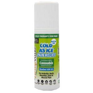 HEMPNAVA COLD AS ICE PAIN RELIEF