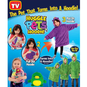 HUGGLE HOODIE