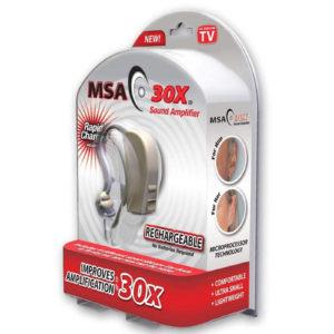 MSA 30X SOUND AMPLIFIER