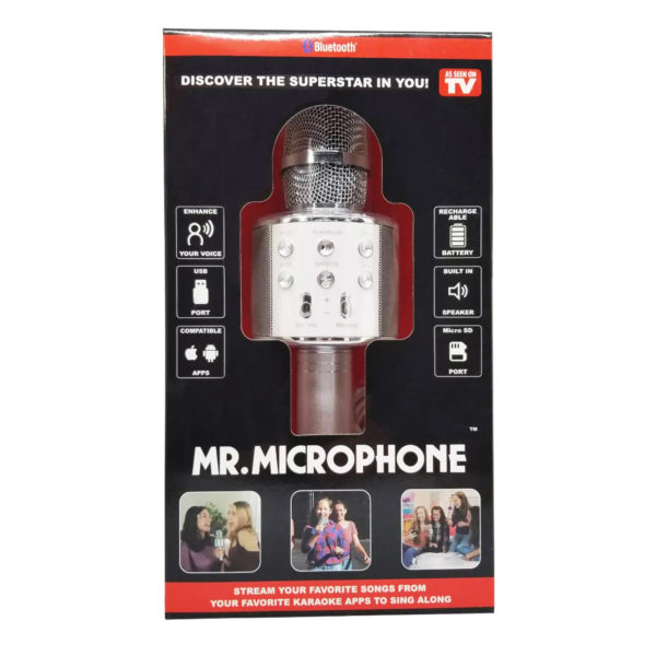 Mr Microphone