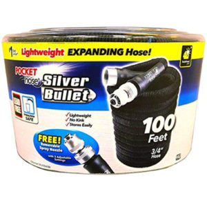POCKET HOSE SILVER BULLET 100FT