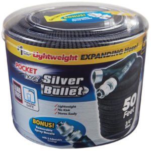 POCKET HOSE SILVER BULLET 50FT