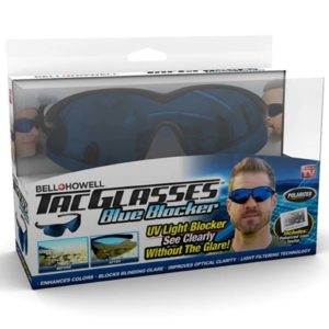 TAC GLASSES BLUE