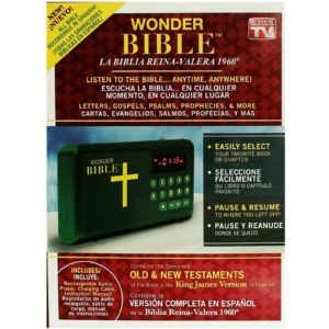 WONDER BIBLE SPANISH 006