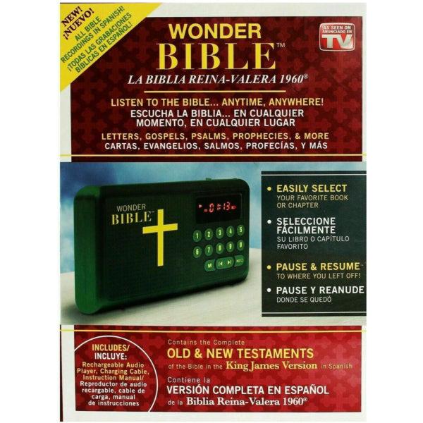 WONDER BIBLE SPANISH 006