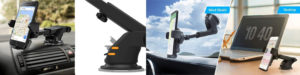 One Tap Car mount banner