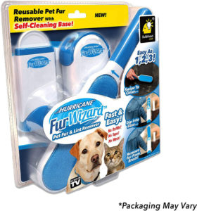 Hurricane Fur Wizard Pet Hair Remover & Lint Remover