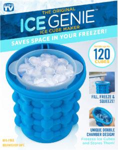 Ice genie ice cube maker