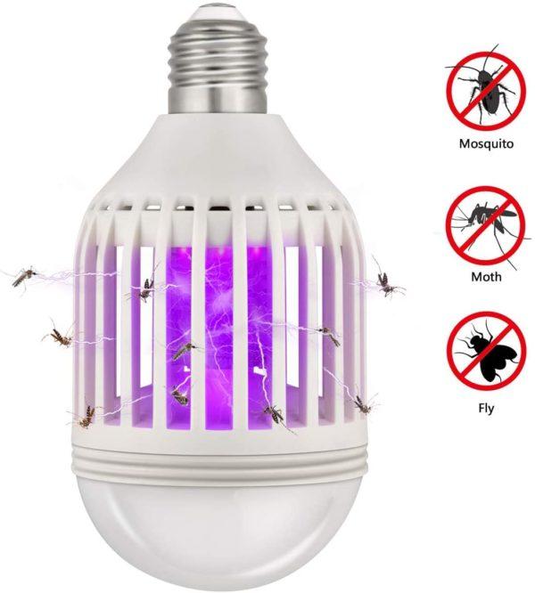 Bug Buster Light Bulb