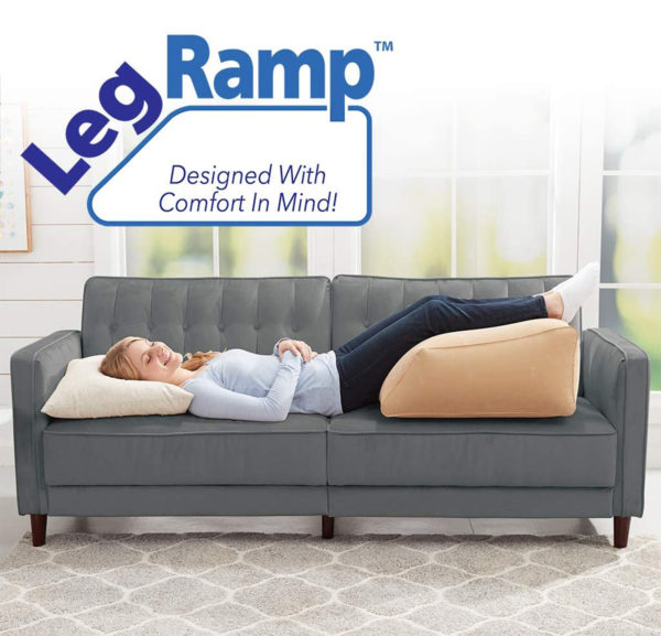 Leg Ramp Pillow