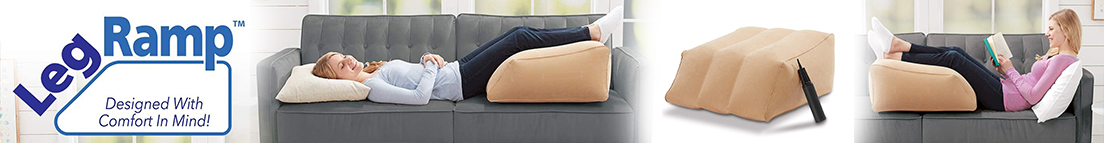 Leg Ramp Leg Pillow