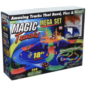 MAGIC TRACK MEGA SET