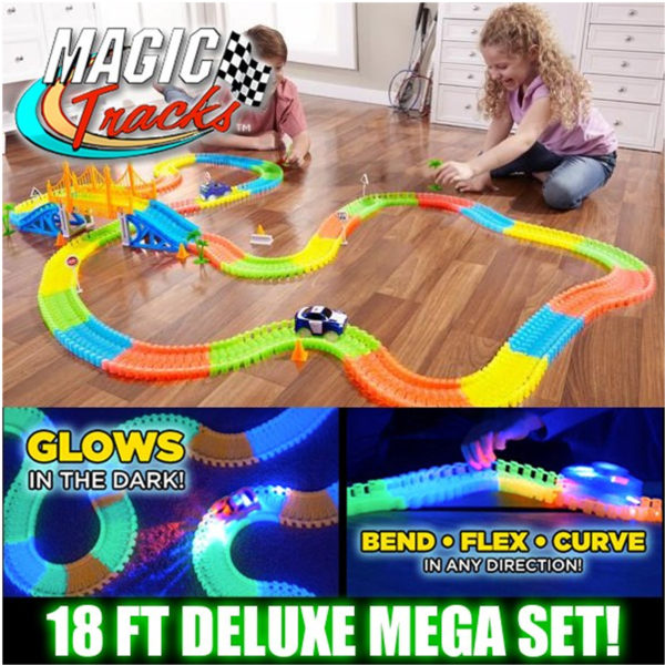 MAGIC TRACK MEGA SET