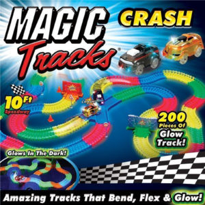 MAGIC TRACK CRASH