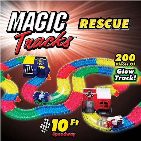 MAGIC TRACKS RESCUE