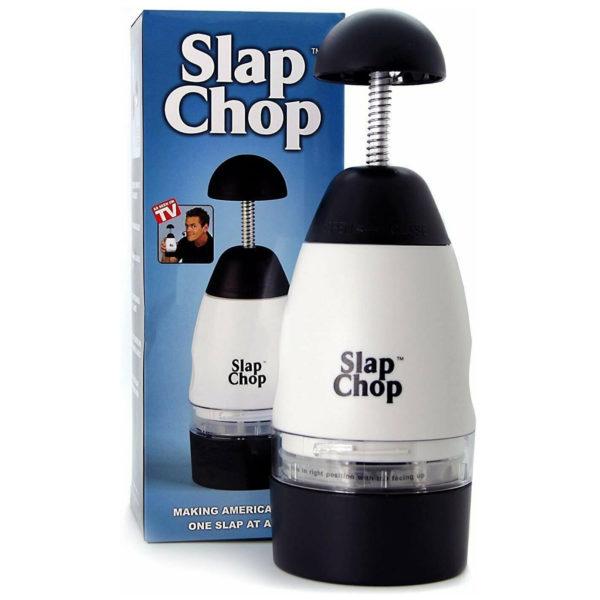 SLAP CHOP With GRATY