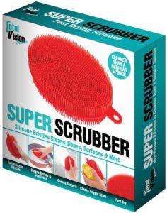 Silicone Super Scrubber