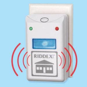 RIDDEX PEST REPELLING AID