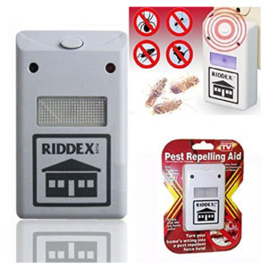 RIDDEX PEST REPELLING AID