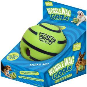 WOBBLE WAG GIGGLE