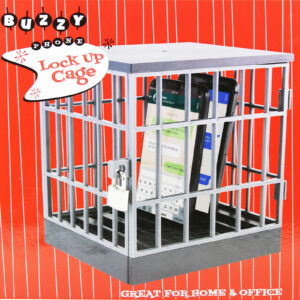 BUZZ PHONE LOCKUP CAGE