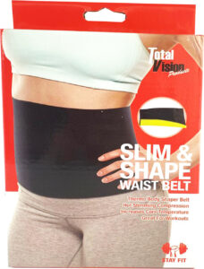 TOTAL VISION SLIM & SHAPE WAIST BELT