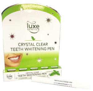 CRYSTAL CLEAR TEETH WHITENING PEN
