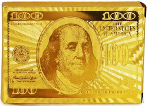 THE USA GOLD CARDS